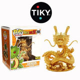 Funko Pop Shenron Shenlong Dragon Ball Z Dorado Hot Topic