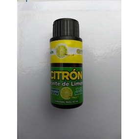 Aceite Puro De Limón Citrón