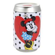 Cofre Latinha Desenho Minnie Mouse Universo Disney Coração