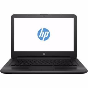 Notebook Hp Inc 14in Core I3-6006u 4gb 500gb Win 10 Pro 64