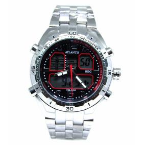 7cf075689f1 Relogios Atlantis G3225 - Relógios no Mercado Livre Brasil