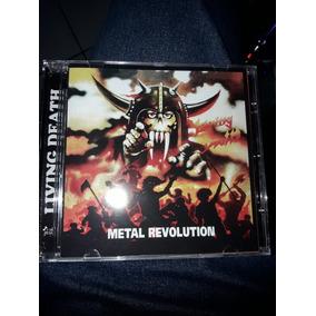 Living Death Metal Revolution . Cd Importado . Aberto