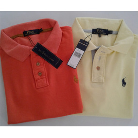 Camisa Polo Ralph Lauren England Branca Original - Camisetas para ... 072965f94c0