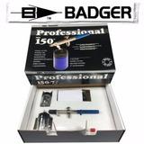 Aerografo Badger Mod.150-7 Doble Accion + Capacitación