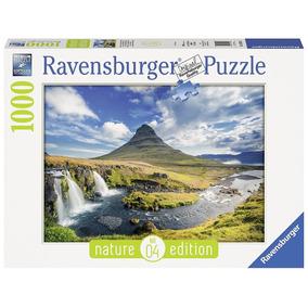 19539 Rompecabezas Cascada De Kirkjufell Islanda 1000 Piezas