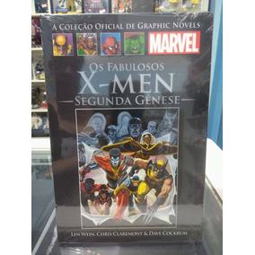Graphic Novel Os Fabulosos X-men Segunda Gênese - Salvat