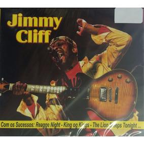 Cd Jimmy Cliff - Grandes Sucessos (original E Lacrado)