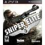 Sniper Elite V2 - Playstation 3 Envío Gratis
