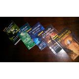 Percy Jackson, Saga Completa. Libros En Fisico