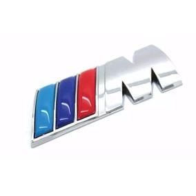 Acessórios Bmw Emblema M 118i 120i 318i 320i 325i X1 M3 M5