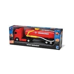 Caminhão De Bombeiro Voyager Solta Água De Verdade! Roma