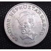 Moeda Hungria 20 Forint 1989