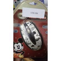 Mouse Optico Clone Scroll Usb Pr/br Mickey Retro