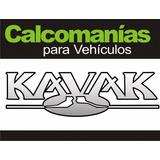 Calcomanias Kavak Toyota Kit De Tres Piezas