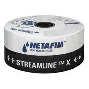 Tubo Gotejador Netafim Streamline X (20/20 Cm) - 1000 Metros