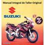 Manual Integral De Taller Suzuki Rg 150 Rgt2 2 Tiempos