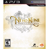 Ni No Kuni: Wrath Of The White Witch Ps3 Version Digital