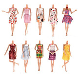 Buytra 10pcs Hecho A Mano Magnífico 11 \barbie Viste Ropa D