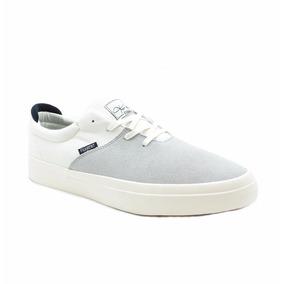 Zapatillas Filament Romar White & Grey Skate Shoes