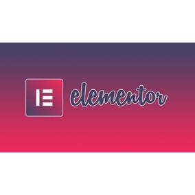 Elementor Pro Atualizado + Bônus Extras + 125 Templates