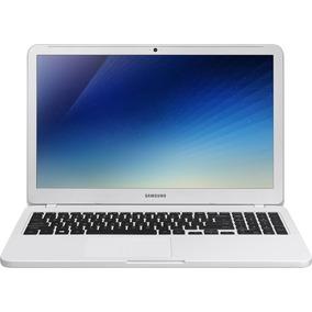 Notebook Samsung Essentials E30 Branco, 7º Geração Intel