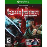 Juego Xbox One Microsoft Killer Instinct Fisico Sellado