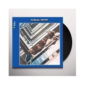 Vinilo The Beatles Blue Album 1967-1970 (2 Lps) Nuevo! Azul