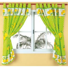 Cortinas para cocina cortinas convencionales en mercado for Cortinas cocina confeccionadas