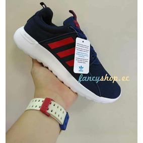 b46ae0db609e3 Adidas Negros Con Rayas Blancas - Calzados - Mercado Libre Ecuador