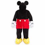 Fantasia Infantil Mickey Mouse Disney Store Importada 2 Anos