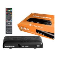 Aparelho De Tv Digital Sat Hd Com Conversor Mídia Box