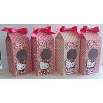 Cajas Dulceros Tipo Lecheras Dulcero Hello Kitty Keroppi