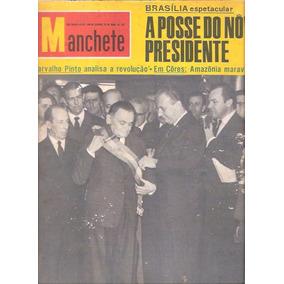 Manchete 627 - Abril/1964 - Bloch Editores