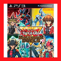 Yu-gi-oh Millennium Duels Ps3
