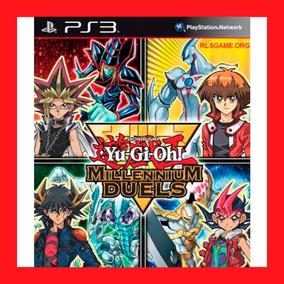 Yu-gi-oh Millennium Duels Ps3 No Disco !!!