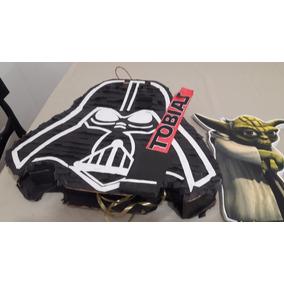 Star Wars Decoración Cumpleaños. Incluye Piñata