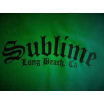 Remera Sublime - Aikon - Punk Shirts / Punk Reggae Rock
