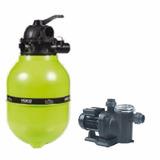 Kit Moto Bomba Autoasp.1/2 Pre-filtro E Filtro V-30 38 Mil L