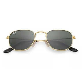 3b2835b0c8566 Oculos Exagenal Rayban - Óculos no Mercado Livre Brasil