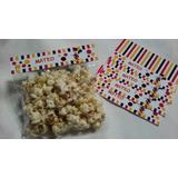 Bolsita Pochoclos Personalizados Para Candy Bar O Souvenirs