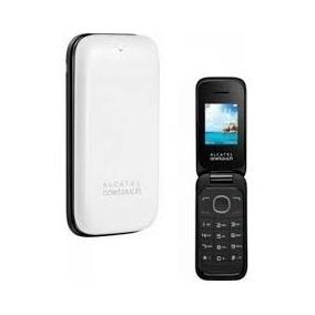 Celular Flip Alcatel 1035d Onetouch Tela Grande P\ Idoso
