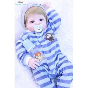 Bebê Reborn Menino Encomenda + Brinde Especial