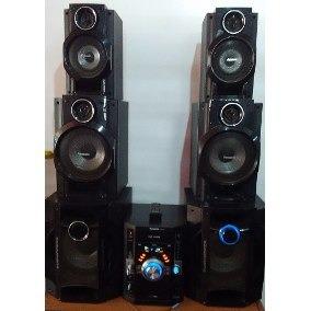 Equipo De Sonido Panasonic 6 Cornetas