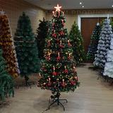Árbol De Navidad Óptico De La Fibra Del Led 2ft Decoración