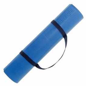 Tapete De Exercícios Azul Hidrolight