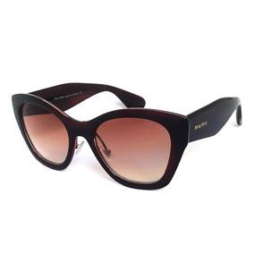 Oculos De Sol Feminino Gatinho Large Lançamento