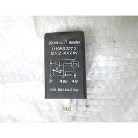 cc61f50b242 Raro Rele Do Pisca Original Termomecanico Fusca - Acessórios para ...