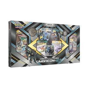 Box Pokémon Coleção Premium Umbreon-gx Original Novo Lacrado