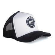 Gorras Tracker Cap Mkskateboard  Hombre Negro Logo Bordado