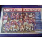 Posters De San Lorenzo - Pack X 3 - Crónica Y Sólo Fútbol -